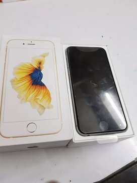 iPhone 6s 64gb gray with bill box 6month sellers warranty