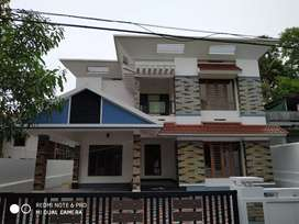 Aluva desham 7 cent 5 bhk house for sale or exchange