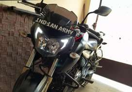 TVS Apache RTR 200 new Condition