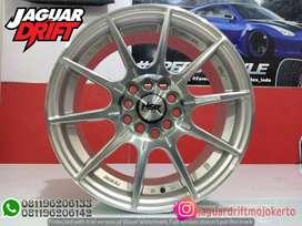 Velg Mobil Ertiga Sienta Serena RAI-S2 R15x6.5 H5X100-5x114 ET42 SMF