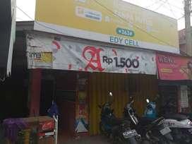 Dijual Rumah Pinggir Jalan Utama Gunung Guntur