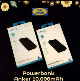 { ready gan } Powerbank Anker 10.000mAh