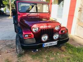 Mahindra Thar CRDe 4x4 Non AC, 2011, Diesel