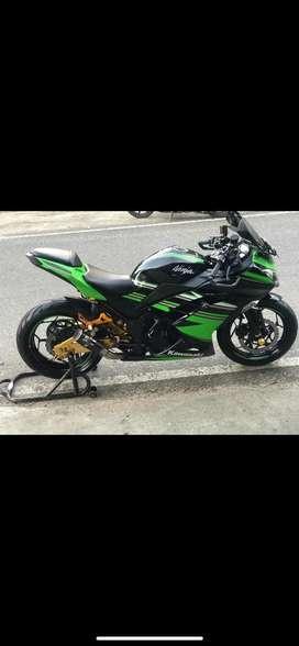 Jual Cepat Kawasaki Ninja 250cc