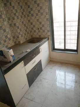 1 RK FLAT AVAILABLE FOR RENT IN SHRI SAI ENCLAVE.