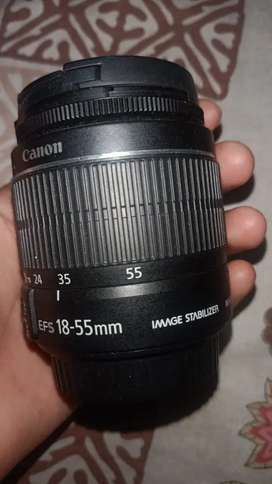 Canon kit lens