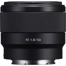 Lensa Sony 50mm f1.8
