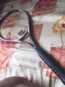 Tennis racket absolute brilliant nets