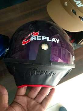 Replay Branded Helmet