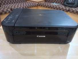 Canon Pixma MG3670 (Wireless Printing)