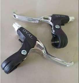 Handle Rem Sepeda Aluminium Alloy
