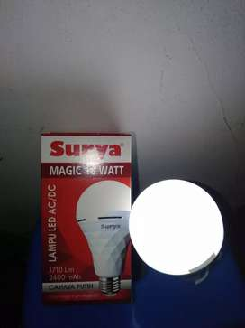 Lampu emergency SURYA