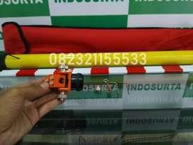 Jual Mini Prisma Sokkia Orange di Makassar | Total Station