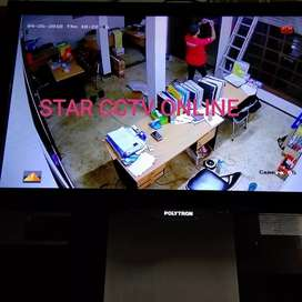 Pasang murah CCTV HIKVISION 2MP
