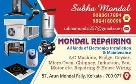 Mondal Repair & Services