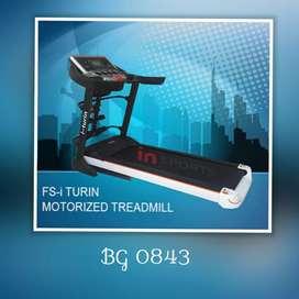 Treadmill Elektrik i Turin // Oswald DT 18C64