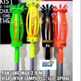 STIK / TONGKAT LAMPU LED / PLC