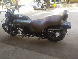 Avengers 220 milatary green first owner