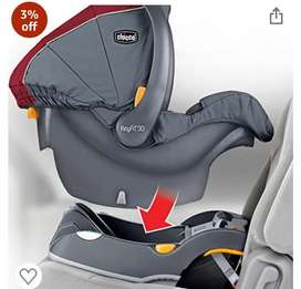 Infant Car seat Chicco New