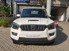 Mahindra Scorpio S10 Automatic, 2015, Diesel