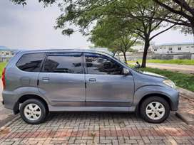 Dijual mobil pribadi, Avanza G Matic 2010 Abu Metalik