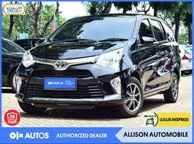 [OLXAD] Toyota Calya 1.2 G Bensin AT Hitam 2018 #PartnerTerpercaya