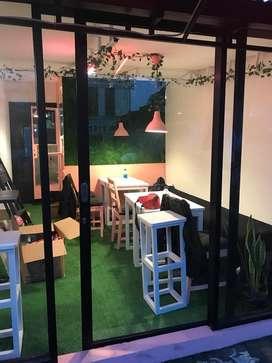 Over sewa Cafe / Resto Pondok Indah Jakarta Selatan MURAH