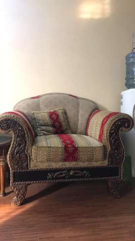Seven Seater Sofa Set for sale in good Price.