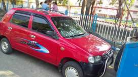 Maruti Alto LX Red 2005 Lifetime Tax Tax
