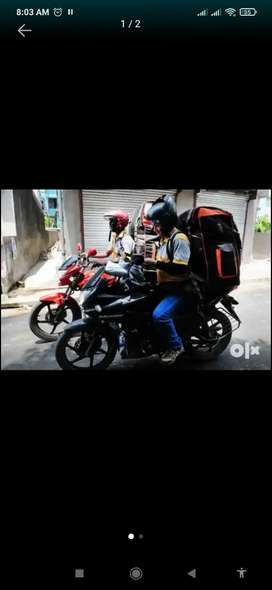 Delivery job