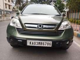 Honda CR-V 2.0 2WD, 2007, Petrol