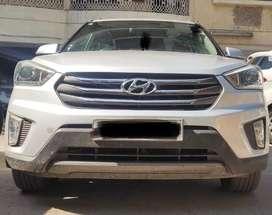 Hyundai Creta - sx+ diesel Auto