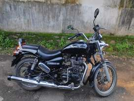 Thunderbird 350 stone black 2016 model