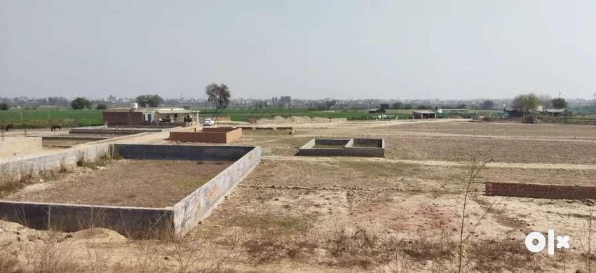 Plot hi plot  saraswati enclave ke pass jamin lekar  bnaye ghar