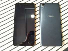 Asus zenfone lite l1 original display with frame and back pannel