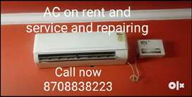 AC service and repairing and installation and gas charging all Gurgaon