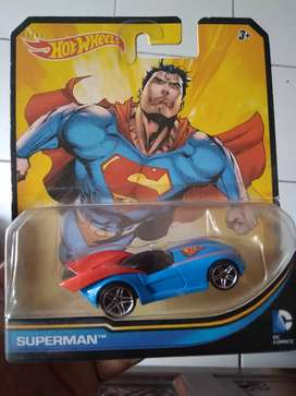 Hotwheels Superman