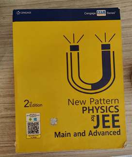 New pattern PHYSICS for JEE Main and Advanced