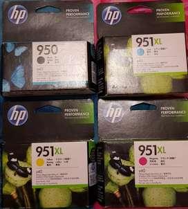 Tinta Printer HP 950 regular dan 950 XL