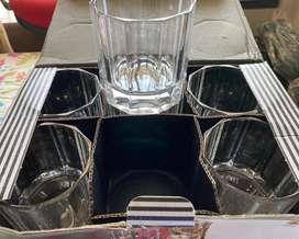 Mocktail Glass Set (6)
