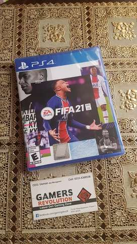 Fifa 21 region all usa ps4/ps5 Brand new sealed