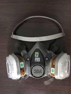 Masker 3M Seri 6200 ORIGINAL