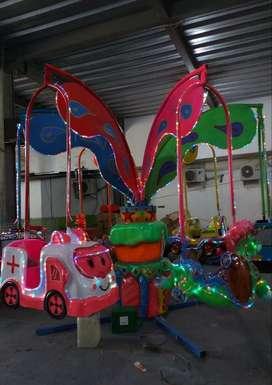 Pabrik mainan komedi putar safari isi 6 odong RAA