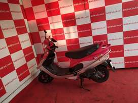 TVS Scooty Pep+ on Easy EMI and 6 Months Warranty