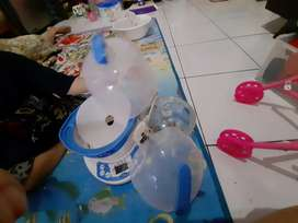 10 in 1 multifunction steamer baby safe