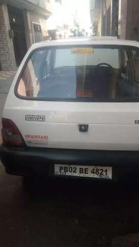 Maruti Suzuki 800 petrol 32500 Kms 2009 year