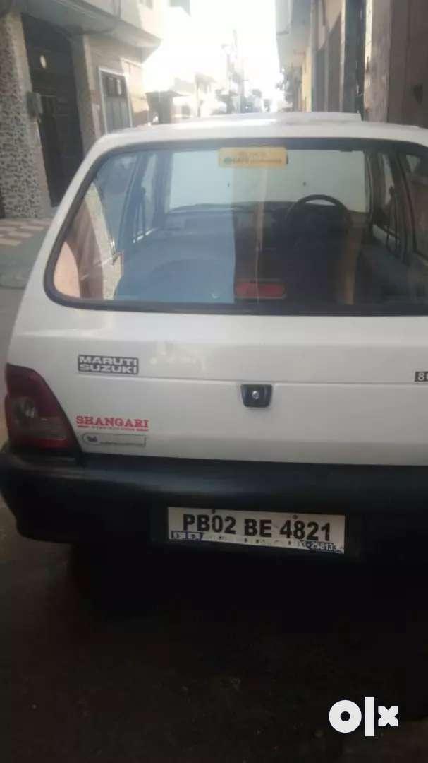 Maruti Suzuki 800 petrol 32500 Kms 2009 year 0