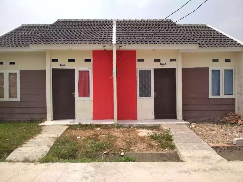 over kredit rumah subsidi di Cibarusah 20 juta 0