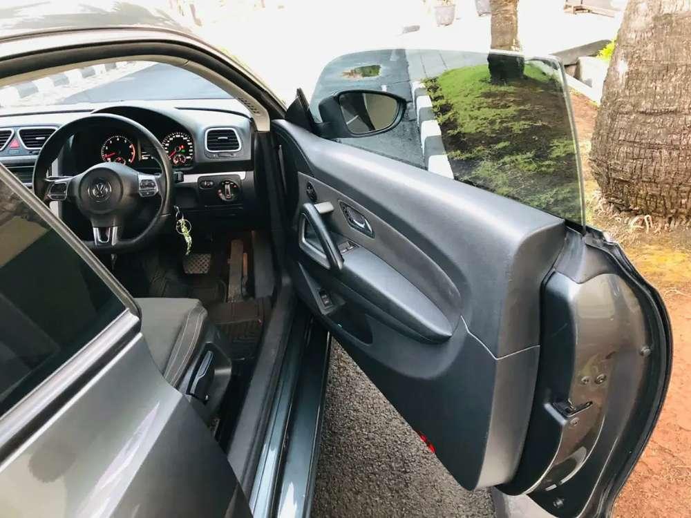TERMURAH! VW Scirroco 2012 tsi km 40rb an.istimewa. CASH KREDIT SAMA