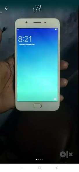 OPPO F1 S SMART PHONE ( 100% NEW CONDITION)